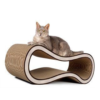 cat-on Kratzmöbel Singha L beige-braun (19c)